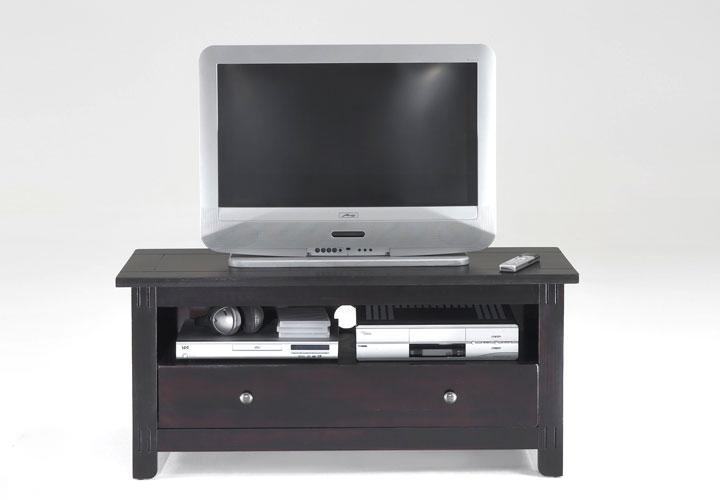 tv board devon lowboard in pinie massiv kolonial neu ebay. Black Bedroom Furniture Sets. Home Design Ideas