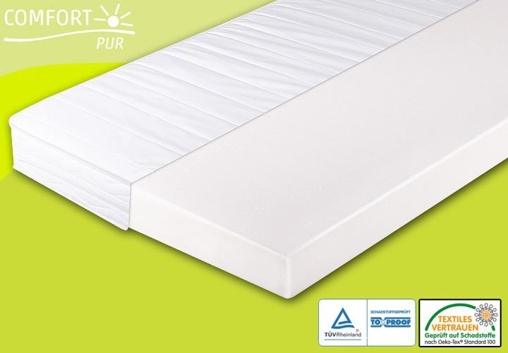 rollmatratze comfortpur p100 matratze komfortschaum 100x200. Black Bedroom Furniture Sets. Home Design Ideas