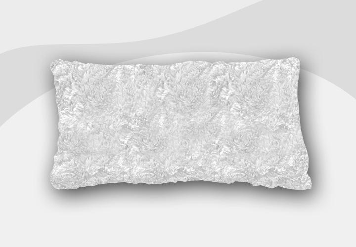 Armlehnkissen VANESSA Natur 40×60 cm
