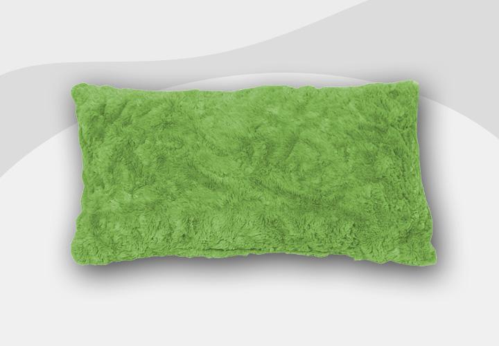 Armlehnkissen VANESSA Grün 40×60 cm