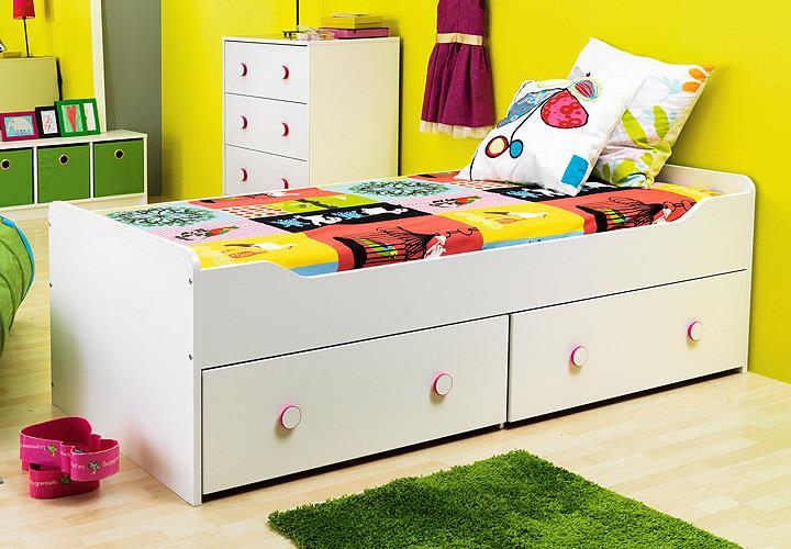 Bett Dahlia Weiss 90×200 Cm Bett Dahlia Schafft Was Viele