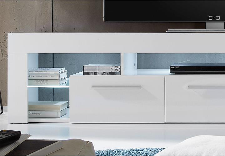 tv board 200 cm die neuesten innenarchitekturideen. Black Bedroom Furniture Sets. Home Design Ideas