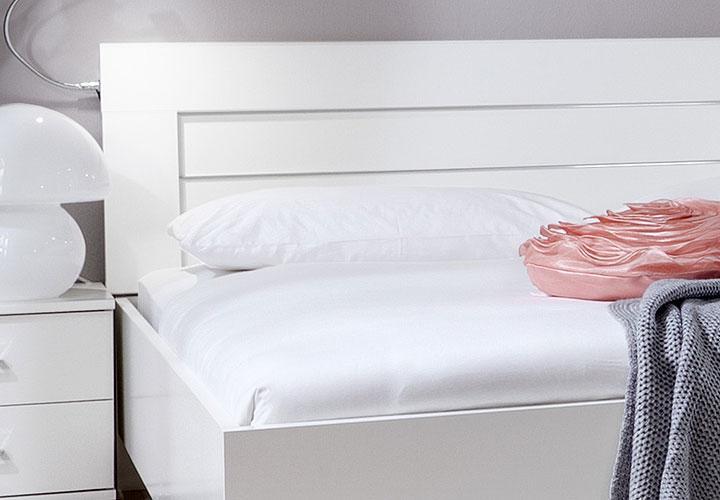 schlafzimmer set davos wei mit schwebet renschrank 225cm. Black Bedroom Furniture Sets. Home Design Ideas