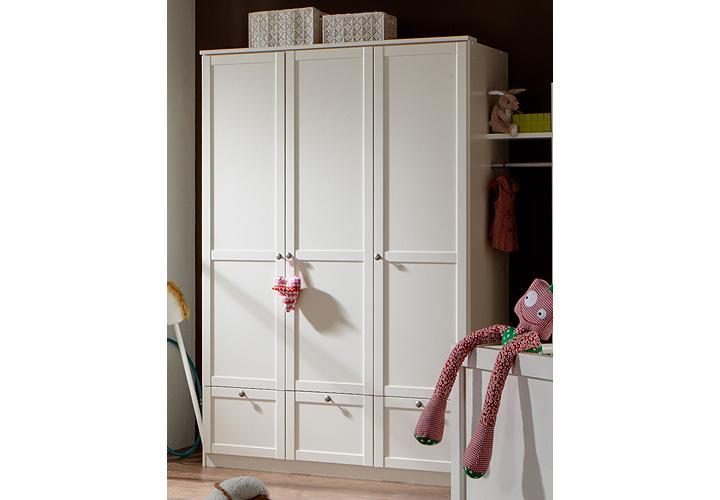 kleiderschrank filou kinderzimmer babyzimmerin alpinwei. Black Bedroom Furniture Sets. Home Design Ideas