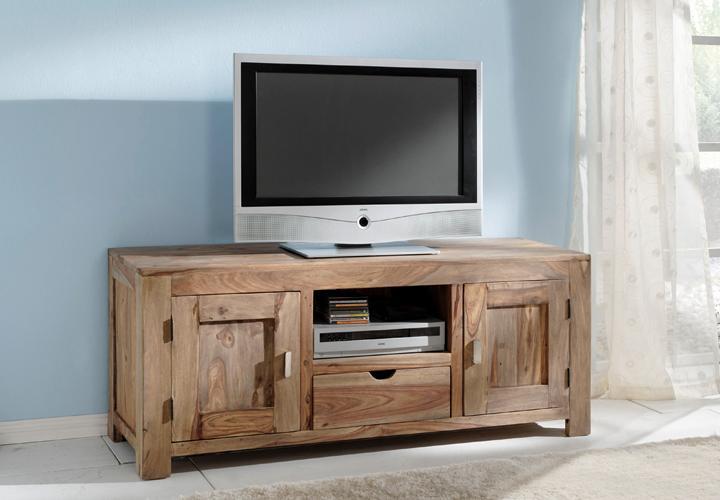 tv lowboard yoga sheesham massiv landhausstil wolf m bel. Black Bedroom Furniture Sets. Home Design Ideas