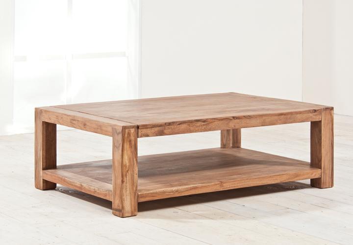 couchtisch guru 120x80 6672 z akazie massiv von wolf m bel. Black Bedroom Furniture Sets. Home Design Ideas