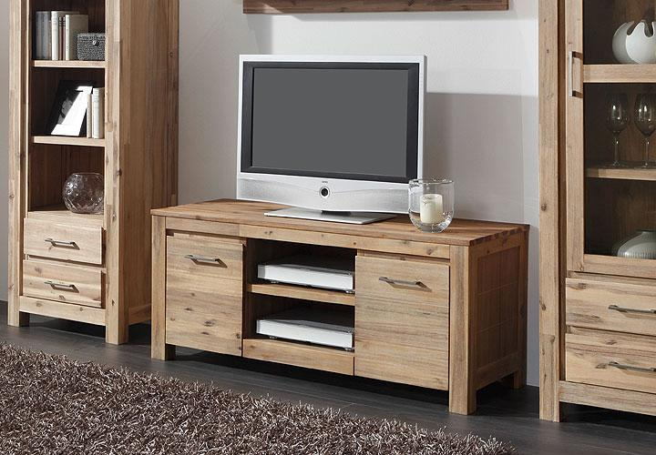 canaria tv board akazie massiv sand. Black Bedroom Furniture Sets. Home Design Ideas