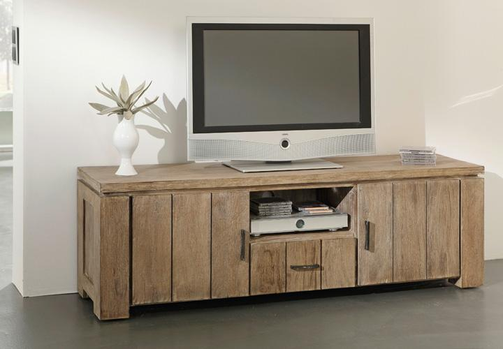 venice tv lowboard akazie sand massiv von wolf m bel. Black Bedroom Furniture Sets. Home Design Ideas