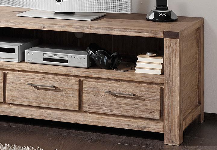 longboard 9617 coast von wolf m bel akazie massiv. Black Bedroom Furniture Sets. Home Design Ideas