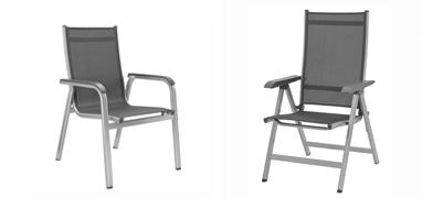 stapelsessel 4er set basic plus kettler gartenm bel. Black Bedroom Furniture Sets. Home Design Ideas
