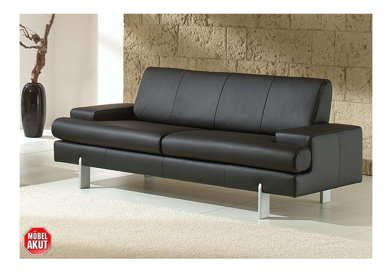ak 644 3 sitzer sofa von rolf benz nappa leder neu ebay. Black Bedroom Furniture Sets. Home Design Ideas