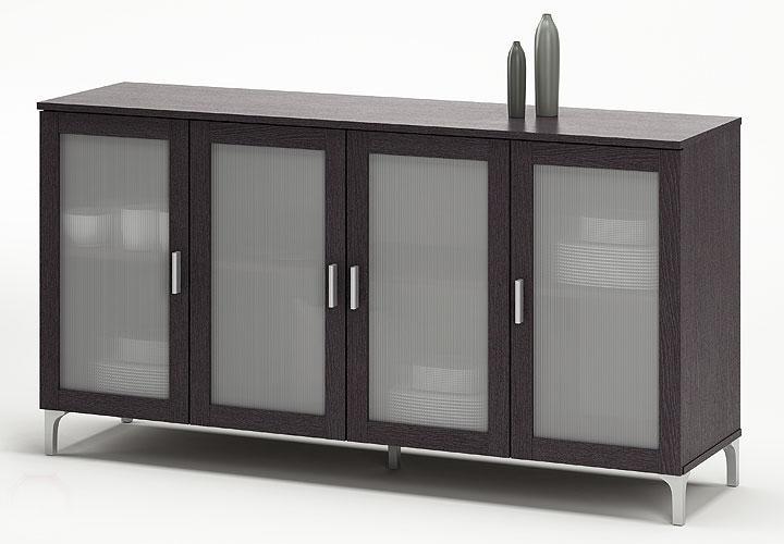 kommode snap sideboard anrichte in wenge dekor ebenholz ebay. Black Bedroom Furniture Sets. Home Design Ideas