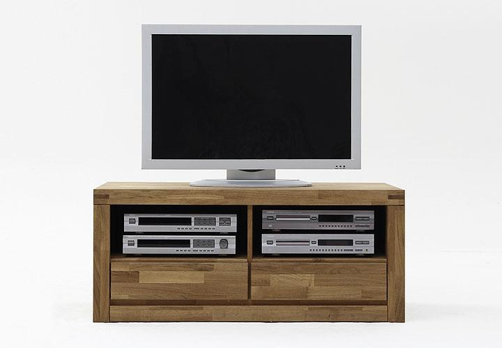 tv kommode delft 2212 wildeiche massiv oberfl che ge lt. Black Bedroom Furniture Sets. Home Design Ideas