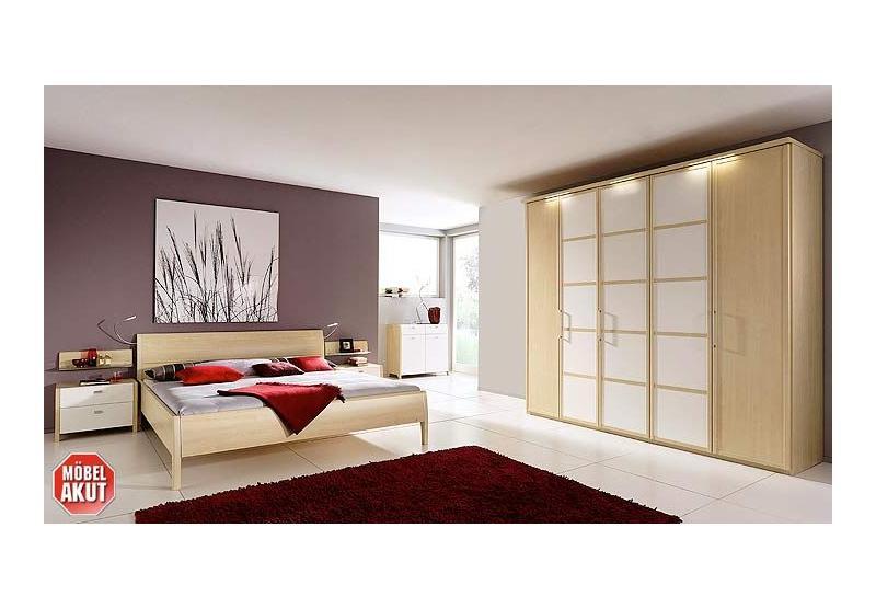 schlafzimmer set yukon loddenkemper h lsta tochter ebay. Black Bedroom Furniture Sets. Home Design Ideas