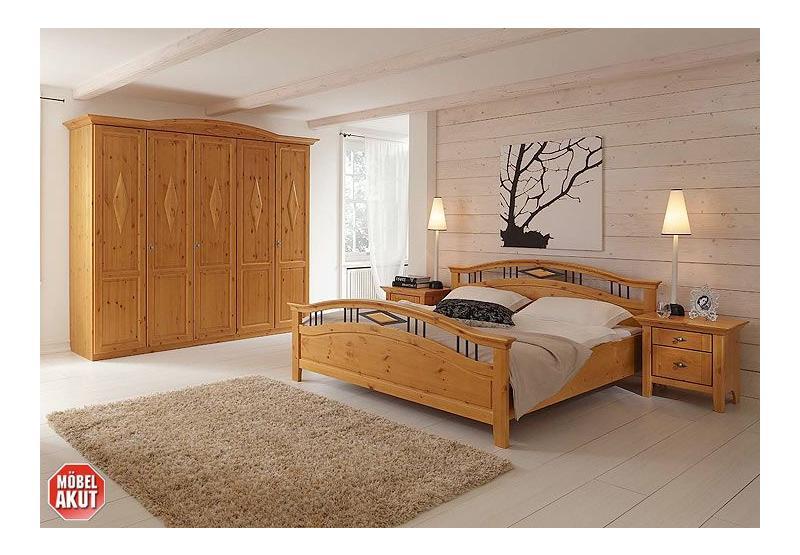 schlafzimmer set ballade lmie h lsta tochter massiv ebay. Black Bedroom Furniture Sets. Home Design Ideas