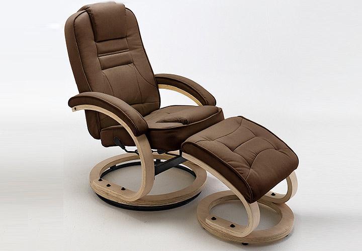 fernseh sessel genf relaxchair mit hocker neu ebay. Black Bedroom Furniture Sets. Home Design Ideas
