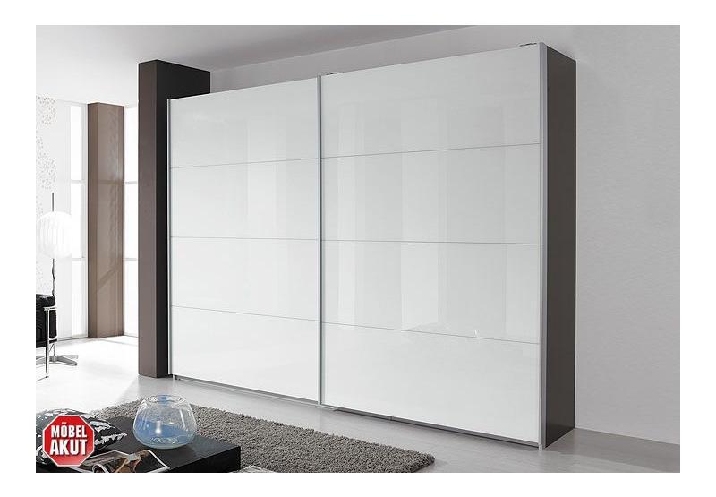 schwebet renschrank quadra kleiderschrank in wei wenge neu b 271 ebay. Black Bedroom Furniture Sets. Home Design Ideas