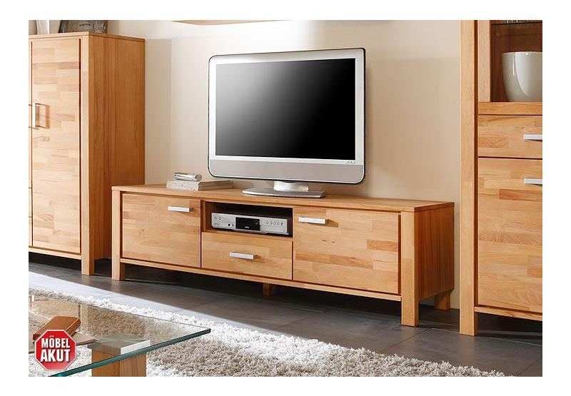 malibu tv unterteil kernbuche massiv. Black Bedroom Furniture Sets. Home Design Ideas
