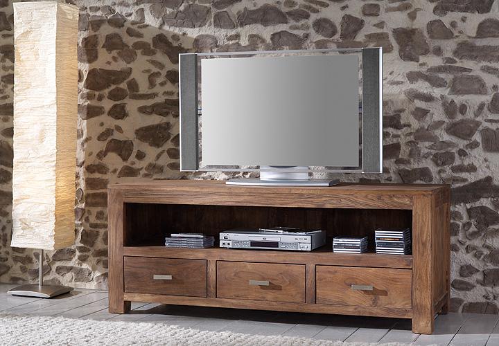 tv board longboard guru 6618 akazie massiv stone von wolf m bel. Black Bedroom Furniture Sets. Home Design Ideas