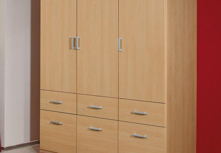 kleiderschrank buche hell heimatentwurf inspirationen. Black Bedroom Furniture Sets. Home Design Ideas