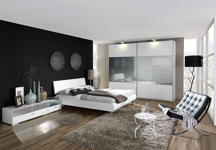 bett weiss swarovski ihr traumhaus ideen. Black Bedroom Furniture Sets. Home Design Ideas