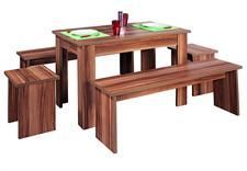 Tischgruppe LAA Wallis Zwetschge
