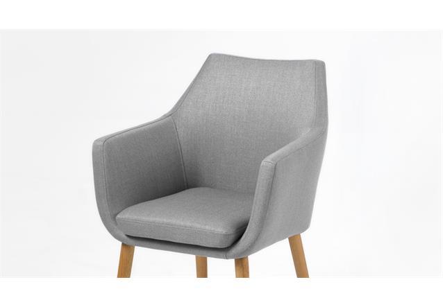Stuhl nora esszimmer armlehnenstuhl sessel in vintage for Design stuhl nora