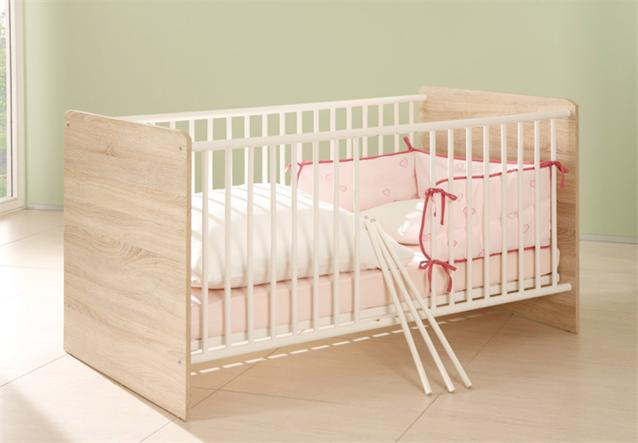 babyzimmer 4 teilig wiki komplett kinderzimmer sonoma eiche s gerau und bielefeld. Black Bedroom Furniture Sets. Home Design Ideas