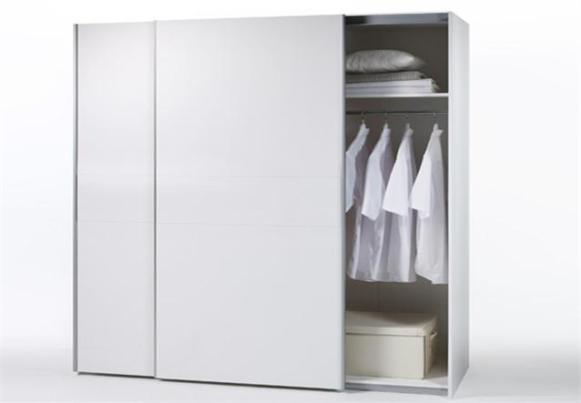 schwebet renschrank viktor 5 schrank kleiderschrank in wei 270 cm ebay. Black Bedroom Furniture Sets. Home Design Ideas
