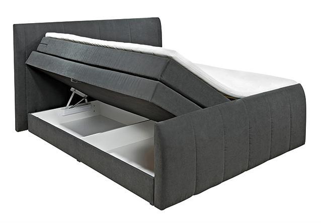 boxspringbett maryland 3 hotelbett doppelbett 7 zonen ttfk mit topper 180x200 ebay. Black Bedroom Furniture Sets. Home Design Ideas
