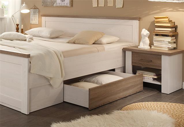 Schön Schlafzimmer Luca Pinie Trüffel U2013 Home Image Ideen, Haus Raumgestaltung