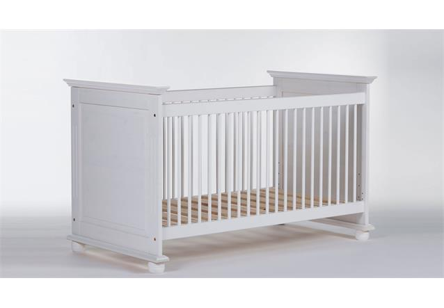 babyzimmer 4 laura kinderzimmer in kiefer massiv wei ebay. Black Bedroom Furniture Sets. Home Design Ideas