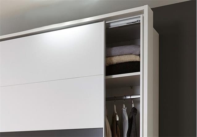 schwebet renschrank match 1 kleiderschrank schrank in wei und lava 270 cm ebay. Black Bedroom Furniture Sets. Home Design Ideas