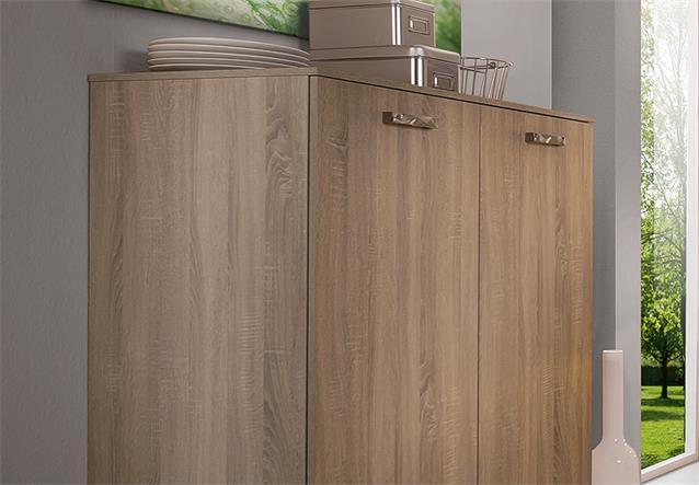 brigitte k che einbauk che k chenzeile inklusive e ger te mit vielen farben 1516 ebay. Black Bedroom Furniture Sets. Home Design Ideas