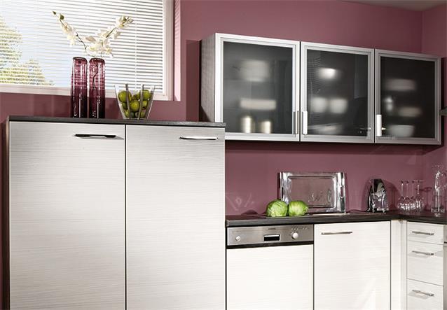 brigitte k che einbauk che k chenzeile inkl e ger te mit vielen farben 967. Black Bedroom Furniture Sets. Home Design Ideas