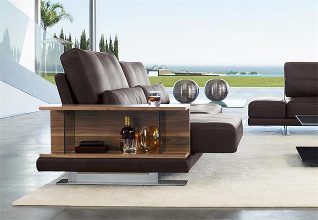 sofabank vero 556 rolf benz sofa funktionssofa leder dunkelbraun ebay. Black Bedroom Furniture Sets. Home Design Ideas
