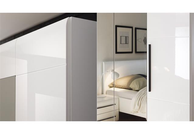 kleiderschrank harmonys schrank schlafzimmer wei. Black Bedroom Furniture Sets. Home Design Ideas