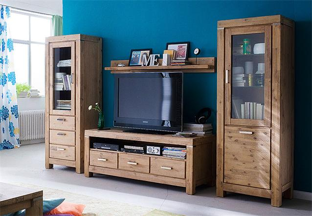 tv board victoria lowboard fernsehschrank unterschrank in akazie massiv bielefeld. Black Bedroom Furniture Sets. Home Design Ideas