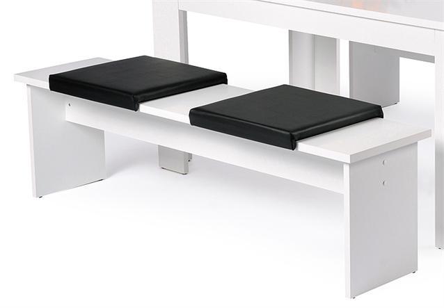 tischgruppe m nchen esszimmerset tisch 140x80 und zwei b nke in bielefeld. Black Bedroom Furniture Sets. Home Design Ideas