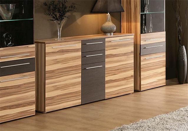 sideboard baltimore walnuss schoko ~ beste home design inspiration,