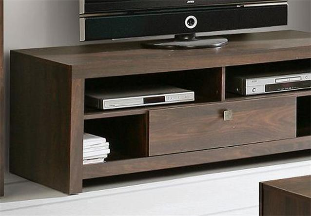 tv board indigo lowboard unterschrank in eiche durance kolonialstil. Black Bedroom Furniture Sets. Home Design Ideas