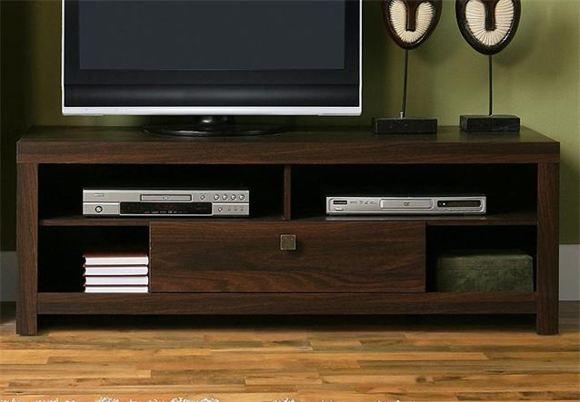 tv board indigo lowboard unterschrank in eiche durance kolonialstil ebay. Black Bedroom Furniture Sets. Home Design Ideas