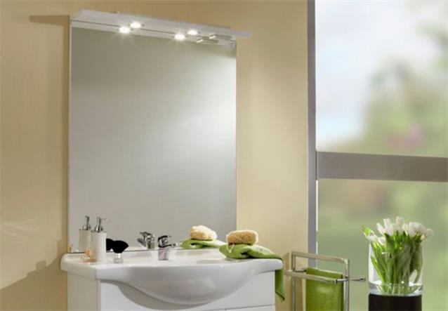 bad block wien badm bel set schrank keramikbecken spiegel wei inkl beleuchtung ebay. Black Bedroom Furniture Sets. Home Design Ideas