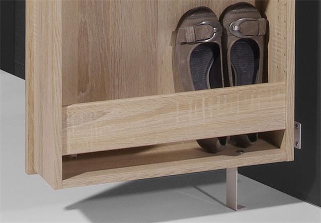 drehschrank 1189 mehrzweckschrank schuhschrank sonoma. Black Bedroom Furniture Sets. Home Design Ideas