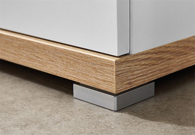 schuhschrank 1 top schuhkommode schuhregal in wei sonoma. Black Bedroom Furniture Sets. Home Design Ideas