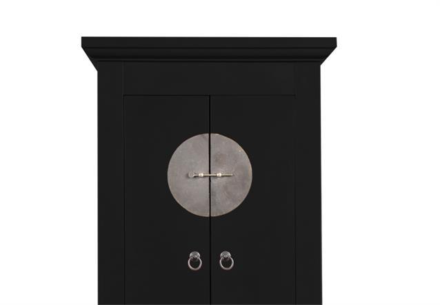 hochzeitsschrank asia stil schwarz lackiert china. Black Bedroom Furniture Sets. Home Design Ideas