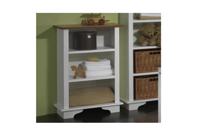 regal giulia standregal 97 cm hoch babyzimmer in kiefer wei massiv ebay. Black Bedroom Furniture Sets. Home Design Ideas