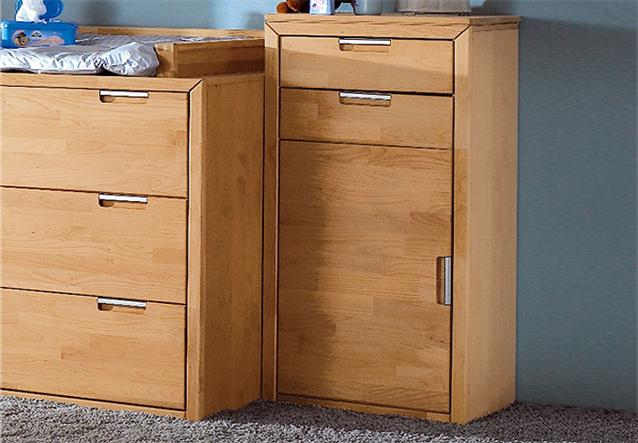 kommode primo birke teilmassiv neu ebay. Black Bedroom Furniture Sets. Home Design Ideas