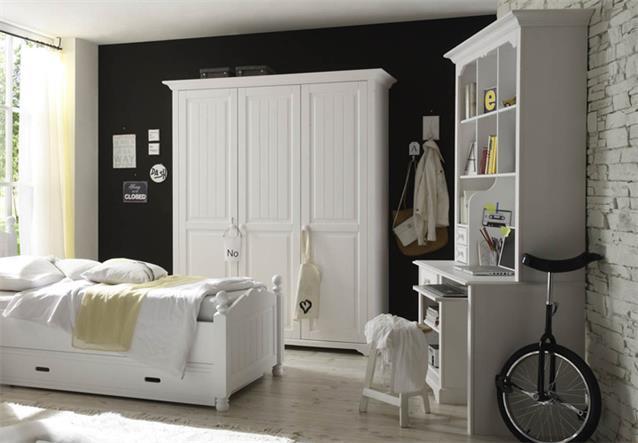 pc schreibtisch mit aufsatz cinderella premium kinder und. Black Bedroom Furniture Sets. Home Design Ideas