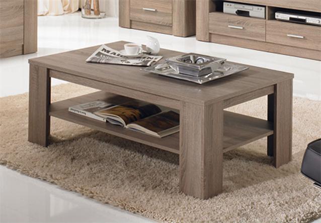 couchtisch casa tisch in sonoma eiche dunkel dekor. Black Bedroom Furniture Sets. Home Design Ideas